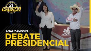 ¿Quién ganó el Debate Presidencial 2021?