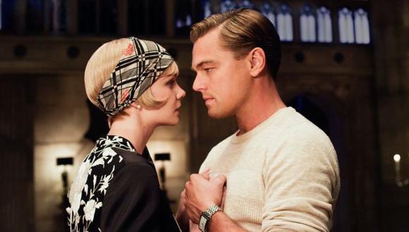 Grandes lujos. Gatsby llamaba la atención por organizar grandes fiestas en 1922.