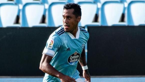 Renato Tapia valoró sus primeros meses en Celta de Vigo. (Foto: Celta de Vigo)