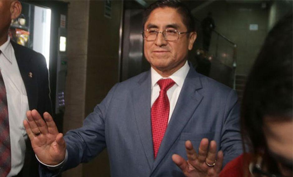 El juez De la Mata también se negó a dejar en libertad a César Hinostroza por el riesgo de que se fugue de España. (Foto: Andina)