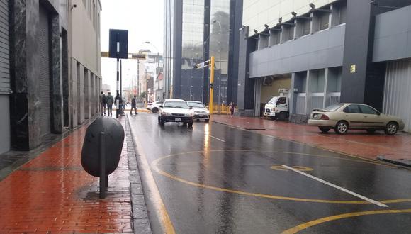 En Lima Oeste, la temperatura máxima llegaría a 17°C, mientras que la mínima sería de 15°C.  (Foto: GEC)