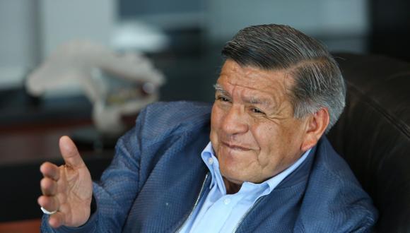 César Acuña podría ser el candidato presidencial de la alianza entre Alianza para el Progreso y el PPC. (Foto: Hugo Pérez/ GEC)