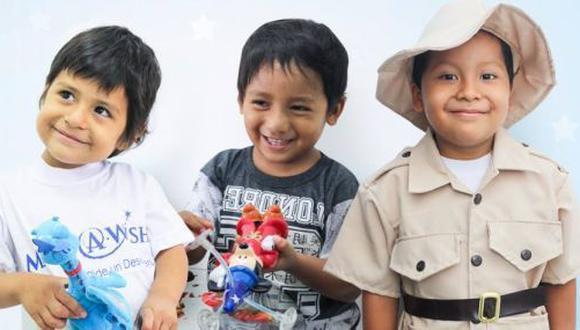 Lanzan campaña para cumplir los deseos de niños con enfermedades terminales. (Difusión)