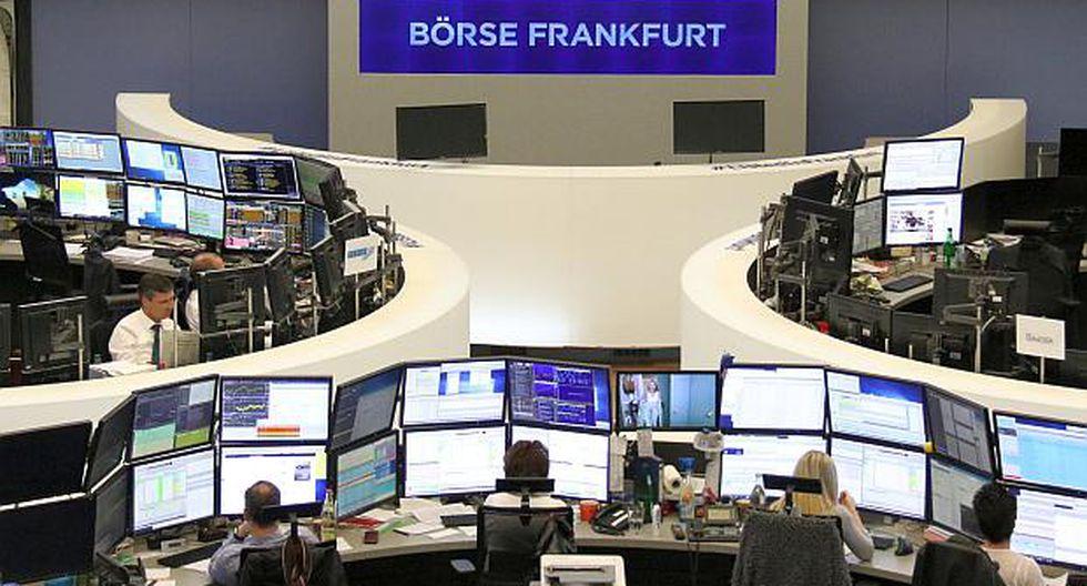 Hoy el índice DAX 30 de Frankfurt bajó 0.94% y terminó en 11,850.57 puntos. (Foto: Reuters)