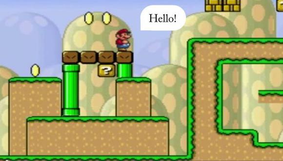 Científicos alemanes dotaron a Mario Bros con Inteligencia Artificial. (YouTube)
