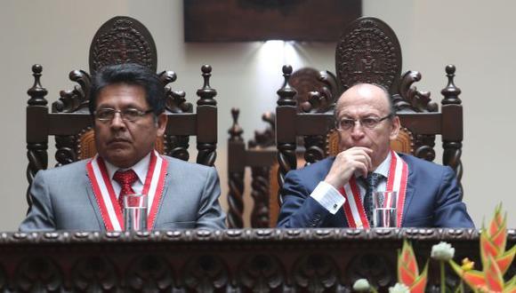 José Peláez no irá a reelección en Fiscalía. (Fidel Carrillo)