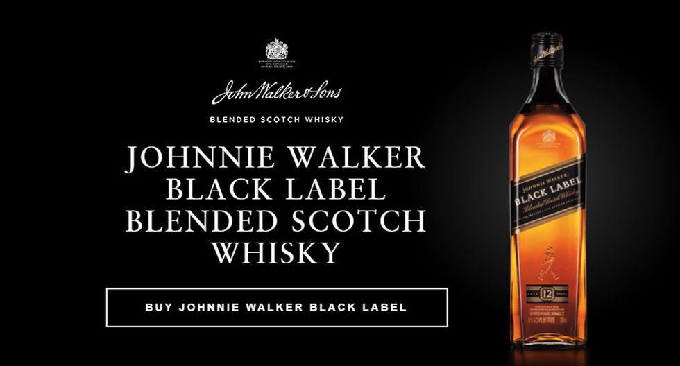 Jane Walker vendrá en la edición black label.