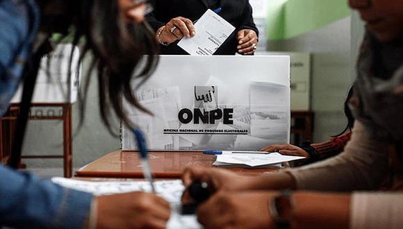 Los Elecciones 2021 se realizaron este domingo 11 de abril. (Foto: ONPE)