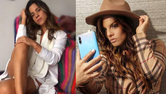 Alejandra Baigorria contestó a Vanessa Terkes por George Forsyth. (Instagram)