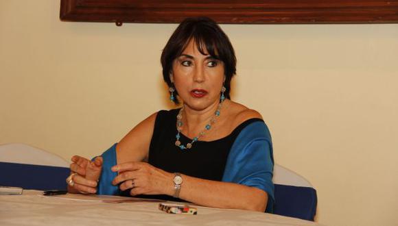 Astete fue embajadora de Perú en México. (USI)