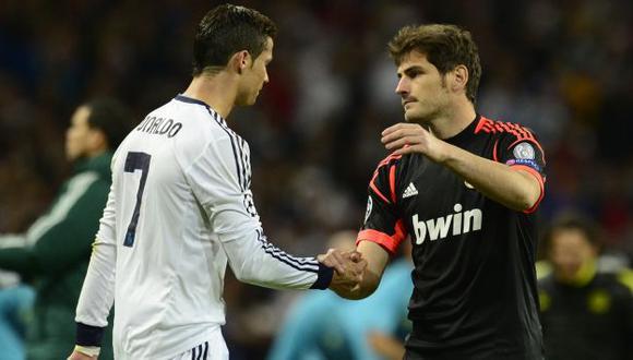 Casillas dijo que ahora están mentalizados en conquistar la Copa del Rey. (AFP)