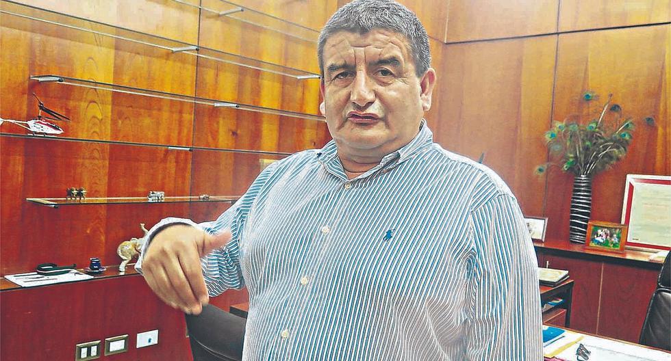 Poder Judicial notificó al JNE sobre sentencia a congresista Humberto Acuña Peralta