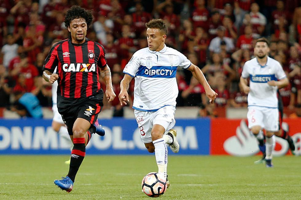 Esta es la situación de Diego Buonanotte con el club 'grone', según prensa chilena. (Getty)