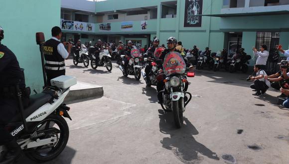 La Libertad. Los Halcones enfrentarán el sicariato y ola de asaltos en distritos convulsionados de Trujillo. (GEC)