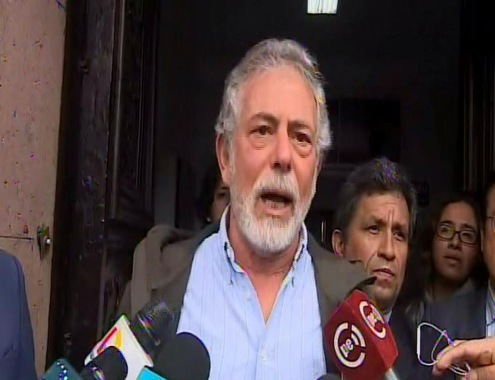 Gustavo Gorriti, director de IDL, calificó de anormal la diligencia del Ministerio Público.