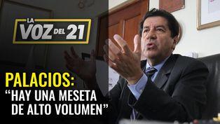 CMP, Miguel Palacios, brinda un diagnóstico de la evolución de la pandemia