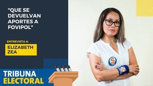 Elizabeth Zea candidata al Congreso por Perú Patria Segura