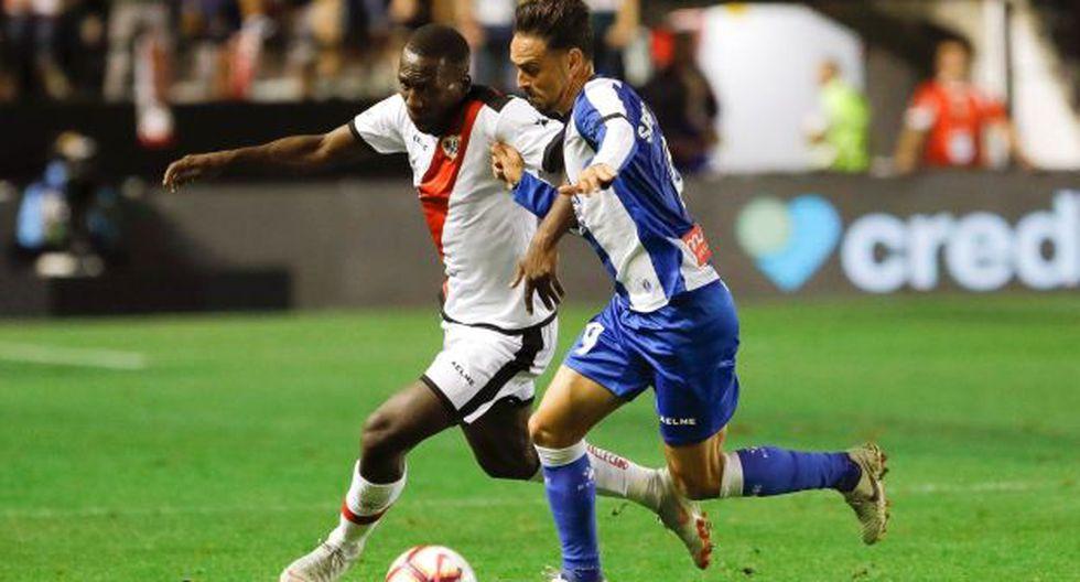 Rayo Vallecano vs. Alavés: chocan por fecha 21 de LaLiga. (Foto: EFE)