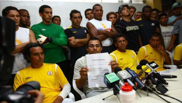 La Trinchera Norte zanjó sus rencillas con 'Chemo' Del Solar. (Fernando Sangama/USI)