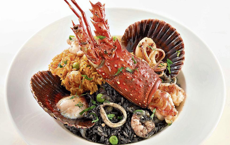 SORPRESA. La langosta combina también con cebiche peruano, tacu tacu, anticuchos, conchas negras y más, mucho más. (Brujas de Cachiche)