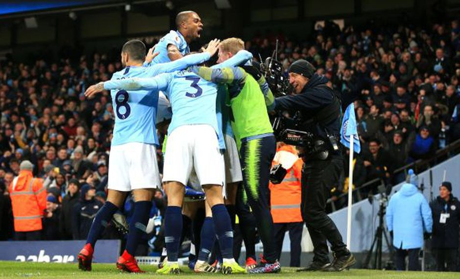 Manchester City vs. Burnley: chocan por cuarta ronda de FA Cup. (Foto: Manchester City)