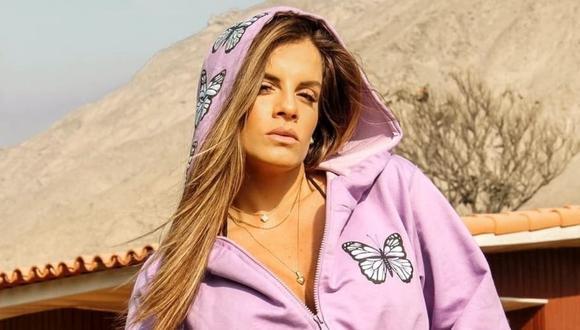 """Alejandra Baigorria regresó a """"Esto es guerra"""" y abrió su corazón. (Foto: @alejandrabaigorria)"""