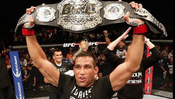 Fabricio Werdum fue campeón del UFC, además, derrotó a leyendas como Fedor Emelianenko y Caín Velásquez. ( Redes sociales)