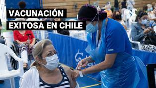 ¿Por qué la campaña de vacunación en Chile está resultando exitosa?