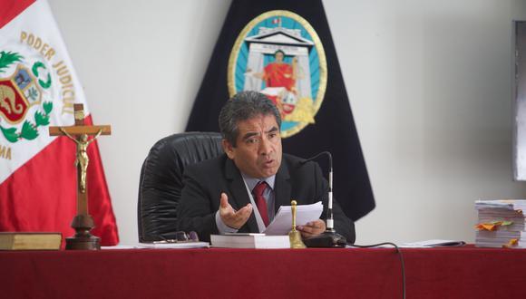 El juez Ángel Mendívil liberó a un presunto narcotraficante que fue detenido por la Policía mientras transportaba droga. (GEC)