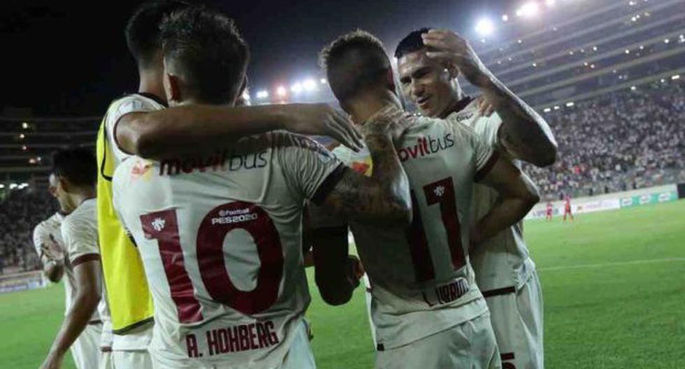 Universitario de Deportes disputó su último partido de la Liga 1 ante Alianza Lima. (Foto: GEC)
