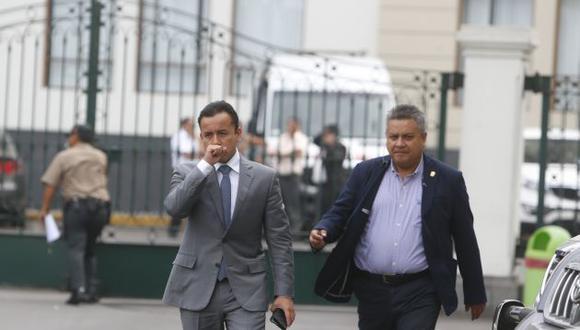 Richard Acuña podría afrontar un proceso penal (Mario Zapata)