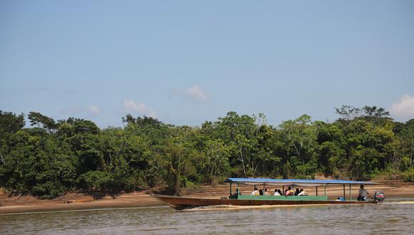 Reserva Natural del Manu en Madre de Dios. (Foto referencial archivo : Mincetur)