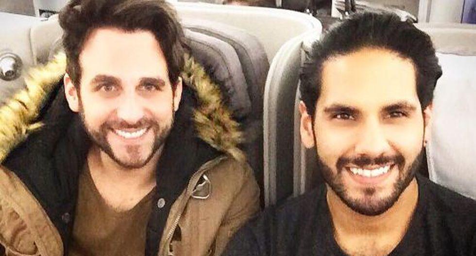 El conductor de espectáculos muestra su faceta más cariñosa junto a su pareja. (Instagram Rodrigo González)