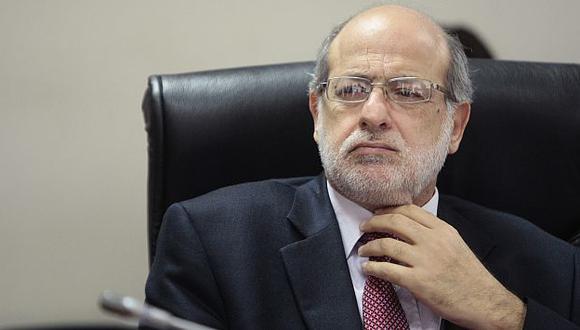 Daniel Abugattás dice desconocer partido político. (David Vexelman)
