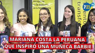 """Mariana Costa: """"De niña no me gustaban las Barbie"""""""