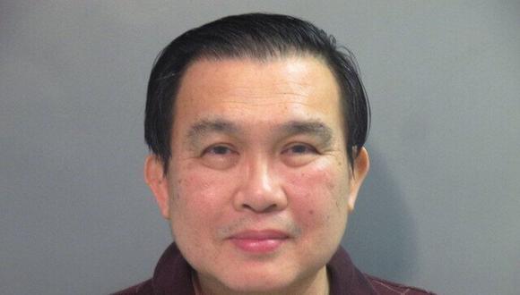 Una foto, proporcionada por el Centro de Detención del condado de Washington, muestra a Simon S. Ang, de 63 años.  (Foto: AP/Washington County Detention Center)