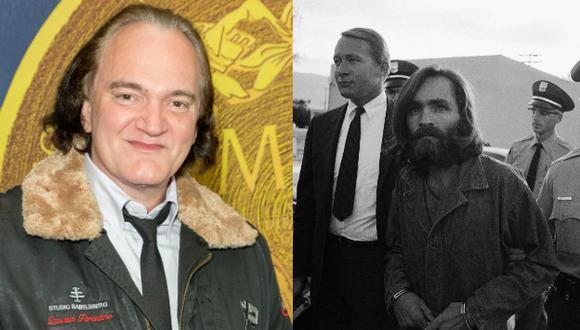 Quentin Tarantino prepara una película sobre los asesinatos de Charles Manson (Composición)