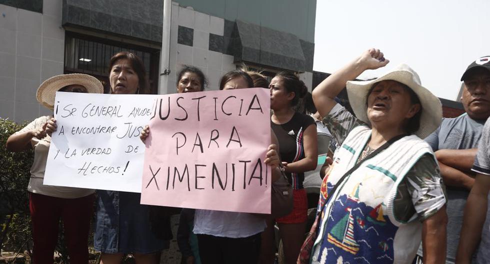 Hallan cuerpo de niña calcinada (César Campos/Perú21)