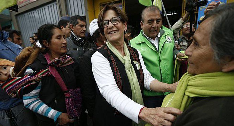 Diálogo Vecinal aún no presenta gastos ante la ONPE. (César Fajardo/Perú21)
