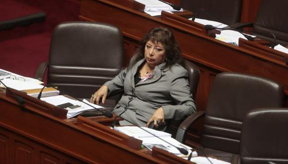 Envió carta a Nadine Heredia. (Perú21)