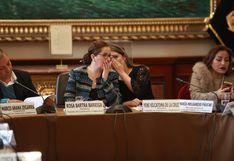 Rosa Bartra y Yeni Vilcatoma postularán al Congreso como invitadas de Solidaridad Nacional