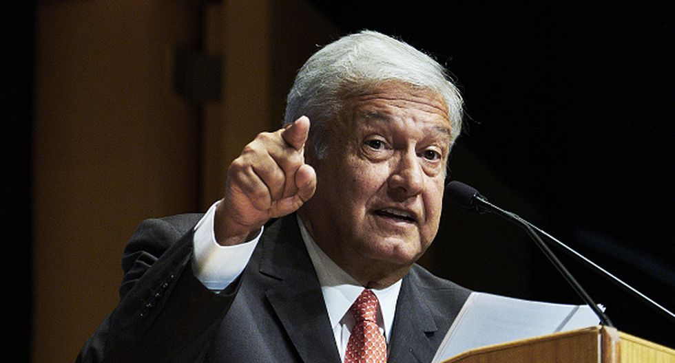 Andrés Manuel López Obrador. (Getty)