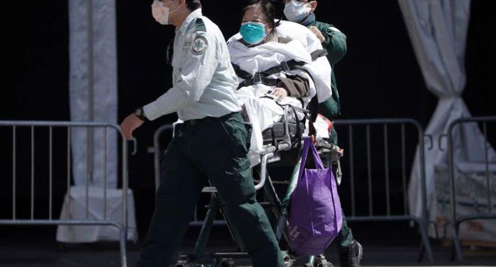 Nueva York sufre el día más letal por coronavirus y las muertes casi superan las del ataques del 11-S. (Reuters)