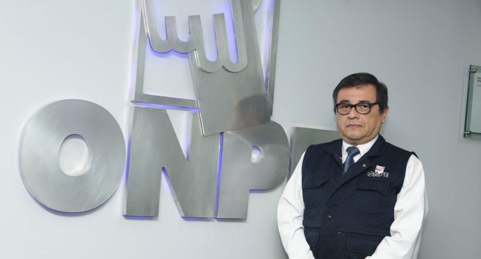Adolfo Castillo negó que haya favorecido a Podemos Perú en su proceso de inscripción. (Perú21)