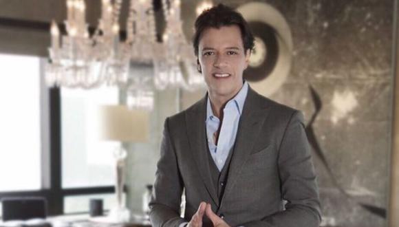 Rodrigo Herrera es uno de los empresarios más destacados de la industria farmacéutica en México (Foto: Rodrigo Herrera / Instagram)