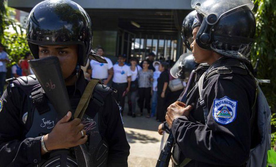"""Al igual que en informes anteriores, la ANPDH señaló que las personas murieron """"en protestas cívicas como un derecho humano"""". (Foto: EFE)"""