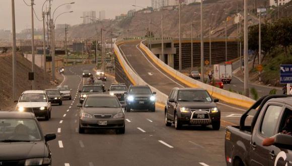 Costa Verde luce mejor con las obras de la Municipalidad de Lima. (Difusión)
