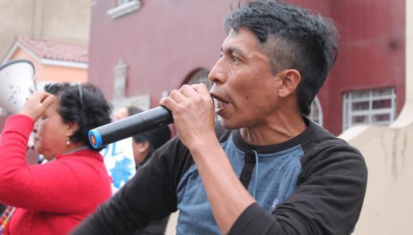 Juan José Muñico fue condenado a prisión suspendida por difamación agravada en agravio de IDL. (Foto: Rosa Laura /IDL-Reporteros)