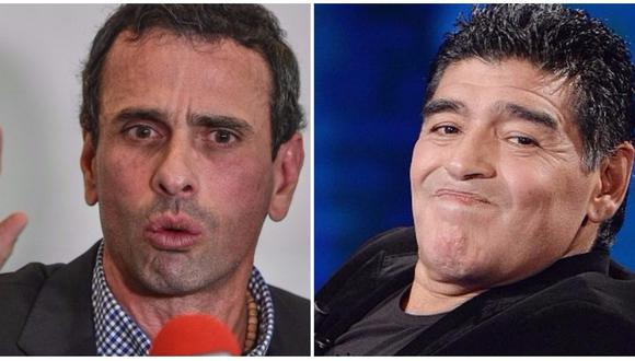 """""""En Venezuela no se vive, se sobrevive"""", sentenció Henrique Capriles. (AFP/EFE)"""