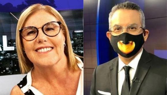 """Mónica Delta sobre su participación como moderadora en el debate presidencial: """"Es una gran responsabilidad"""". (Foto: Instagram)"""